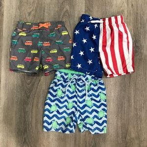 Boys 2T Swim Bundle